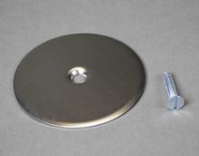 525 Series Blanking Plate