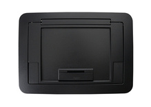 Evolution Series EFB45 Floor Box Flush Style Cover with Floor Insert