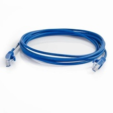 2ft Q-Series Slim Snagless Cat 6 Unshielded (UTP) Ethernet Network Cable - Blue