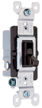 NAFTA-Compliant TradeMaster Grounding Toggle Switch, Brown