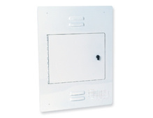 Medium Hinged Metal Cover With Latch