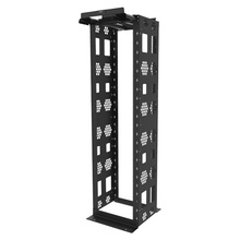 Mighty Mo 6 ENHANCED CABLE MANAGEMENT RACK - 16.25 in CHANNEL DEPTH - 8 ft