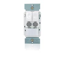 Dual Tech Wall Switch Occ Sensor White