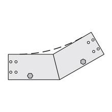 Vertical Inside 30° Elbow