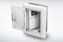 Evolution™ Series 4-Gang Hinged Wall Box