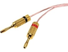 Gold Banana Plugs