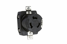 Corrosion-Resistant Receptacle