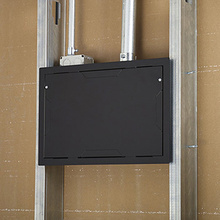 WMPAC525 In-Wall Storage Box with Flange and Cover