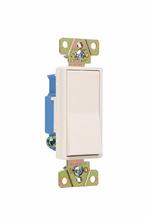 Specification Grade Decorator Switch, Light Almond