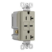 20A 125V DUP TR REC + DUAL USBC 3.1A NI