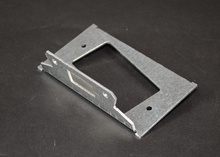 RFB6 Series Internal GFI or Decorator Style Receptacle Opening Bracket