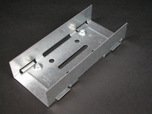 3000 Rigid Inside Coupling (Galvanized) Fitting