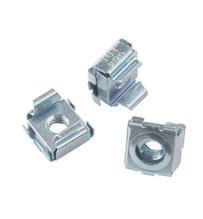 "Panel mounting screw, M6X1 x .625""L, 50pk, clear"