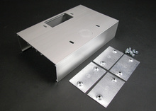 AL5200 Large Multi-Channel Raceway Wall Box Connector Fitting