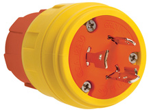 SteriGuard™ Turnlock Plug 20A, 125V