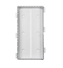 "30"""" Plastic Enclosure without Hinged Door (Pack of 5)"