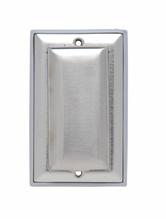 Dustproof Stainless Steel Cover