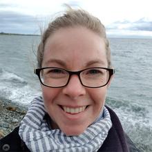 Headshot of Johanna wren in Victoria, BC.