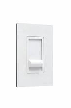 Decorator Slide Dimmer, White