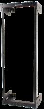 Wall Mount Rack -  Fixed -  30RU -  56.25 in H X 19.78 in W X 12 in D -  Black