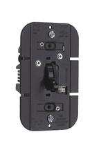 TradeMaster Fluorescent Toggle Dimmer, Black