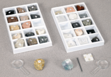 Basic Rock and Mineral Kit