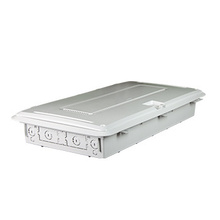 PLASTIC 30 IN ENCL W/TRIM & HINGED COVER