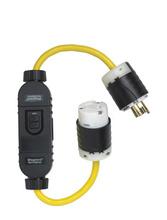 In-Line Portable 20A GFCI, Auto Reset