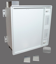 CZE Ceiling Zone Cabling Enclosure With Wiring Blocks - CZE-242412WB