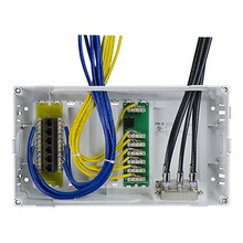 6-Port Cat 6 Data Board (for MDU enclosure)