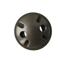 """4"""""""" Round Outdoor Cluster Cover, Bronze"""