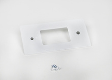 Evolution Series EFB10 Floor Box Device Plate