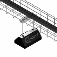 CabloPort Extension with Strut 28'' Long 12'' High [943608]