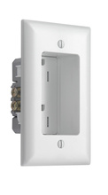 Recessed Tamper-Resistant Duplex Outlet