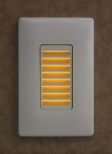 radiant® Amber LED Full Night Light