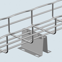 UNDER FLOOR SUPPORT STAND-PAINTED (4H,6W)