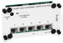 5-Port 10/100 Ethernet Network Switch