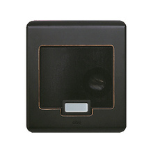 Selective Call Intercom Door Unit, Oil Rubbed Bronze