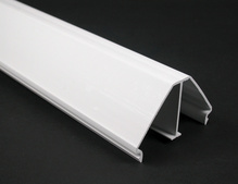 5400 Corner Drop Raceway Base and Cover Fitting