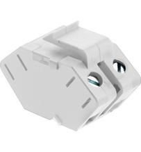 adorne® Single Keystone Speaker Connector