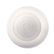 DALI Outdoor PIR Sensor, High Mount Socket Connect, White