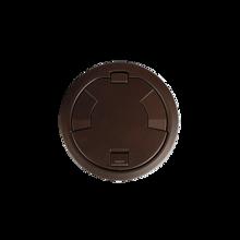 8CT Evolution™ Poke Thru Surface Style Cover, Bronze