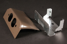 DS4000 Downward Duplex Device Plate Fitting