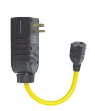 Cord Set Portable GFCI, Auto Reset