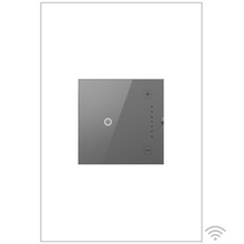 Touch™ Wi-Fi Ready Remote Dimmer, Magnesium