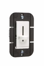 Discontinued   LS Series Incandescent Slide Dimmer, Light Almond   Sub LS600LA