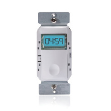 Time Switch Programmable Count down, White