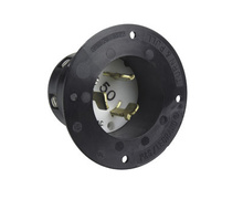 Corrosion-Resistant Flanged Inlet