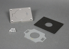 Single Locking Cover Plate