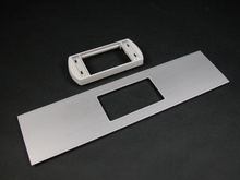 ALA3800 Ortronics Low Profile Adapter Cover Plate